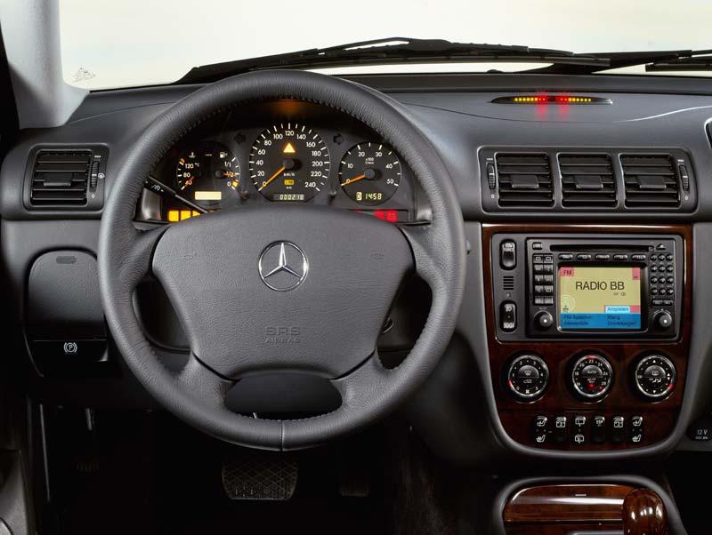 Ml 500 2002 - Fotos de coches - Zcoches